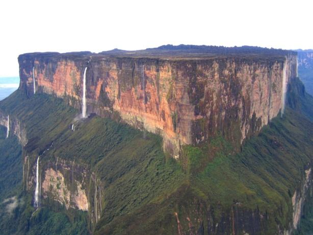 Most Amazing Pictures - Mt Roraima, Brasil, Guyana and Venezuela