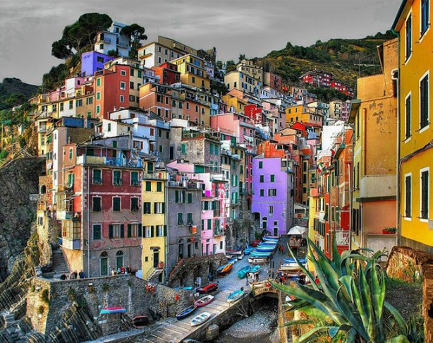 Most Amazing Pictures - Riomaggiore, Italy