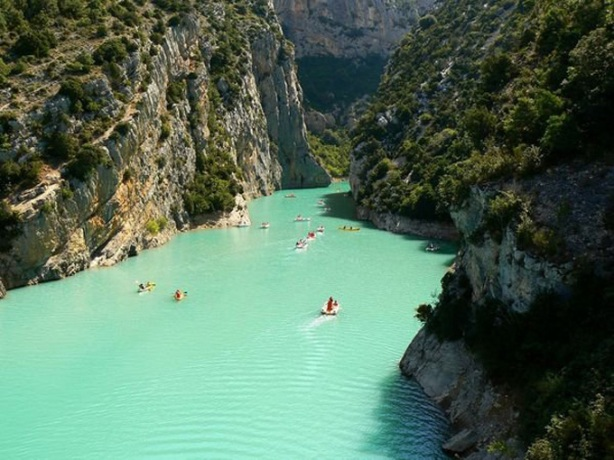 Most Amazing Pictures - Verdon, Provence, France