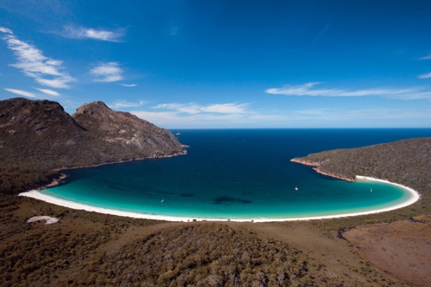 Most Amazing Pictures - Wineglass Bay, Freycinet National Park, Tasmania, Australia